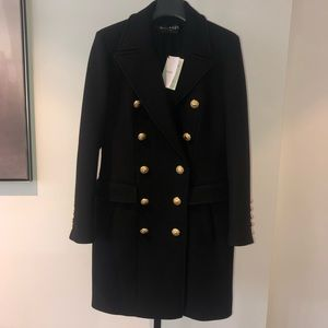 Balmain brand new women's coat size 40 (US 6/8)